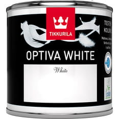 Optiva White 0,1L  Tikkurila tester