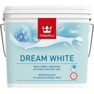 Dream White 10L Tikkurila