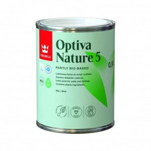 Optiva Nature 5 baza A  0,9L  Tikkurila
