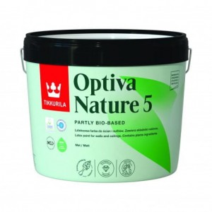 Optiva Nature 5 baza A  2,7L  Tikkurila