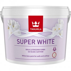 Super White Tikkurila